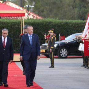 Πως ο κατοχικός ηγέτης εξαπάτησε Τσίπρα και Αναστασιάδη: Πίστεψαν το δούλο τουΕρντογάν