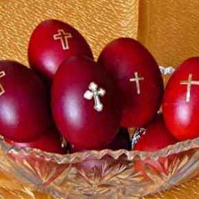 Η Ιστορία του εθίμου των Πασχαλινών αβγών μέσα από την ζωντανή Ελληνική ζωντανήπαράδοση