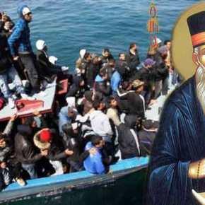 Προφητείες του Αγίου Κοσμά του Αιτωλού για τις πληθυσμιακές μετακινήσεις και την περίοδο τουΑντιχρίστου