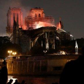 """Παναγία των Παρισίων – Παυλόπουλος: Στο πλευρό της Γαλλίας η Ελλάδα για το """"τραγικόσυμβάν""""!"""