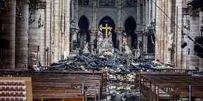 Παναγία των Παρισίων: Ξεπέρασαν τα 750 εκατ. ευρώ οι δωρεές – Τα μεγάλα ερωτηματικά της «επόμενηςημέρας»
