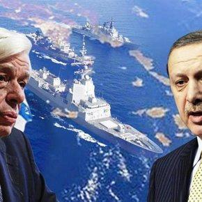 Παυλόπουλος προς Ερντογάν: Eάν χρειαστεί, θα επιβάλλουμε τον σεβασμό στο διεθνές δίκαιο 13:01