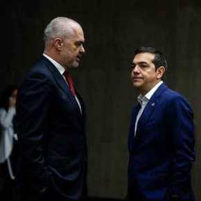 Μυστική συμφωνία Αθήνας-Τιράνων: «Οι Έλληνες παίρνουν κοιτάσματα, οι Αλβανοί τις περιουσίεςτους»