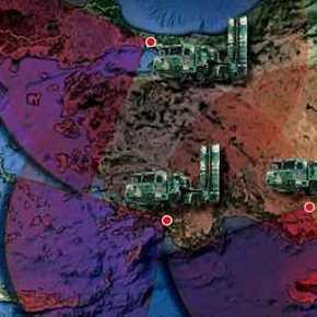 Ο κύβος ερρίφθη: Αιγαίο θα «βλέπουν» οι τουρκικοίS-400