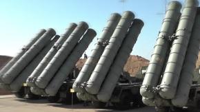 S-400 στην Τουρκία: Σκέψεις για τοποθέτησή τους σταΚατεχόμενα