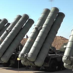 Ομολογία Άγκυρας: Οι S-400 θα εγκατασταθούν στο Αιγαίο και την Αν.Μεσόγειο