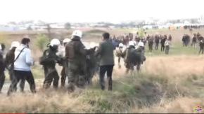 Τα Σκόπια ενισχύουν τις δυνάμεις τους στα σύνορα με Ελλάδα- ενόψει των κινήσεων τωνμεταναστών