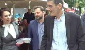 Άγριο κράξιμο στον Γιαννούλη του ΣΥΡΙΖΑ: «Φύγε Σκοπιανέ προδότη, μην μεακουμπάς»