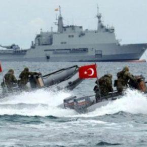Η Τουρκία ρίχνει σε Αιγαίο και Μεσόγειο τον«Θαλασσόλυκο»