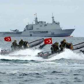 ΠΟΥ ΠΑΤΕ ΡΕ ΓΑΤΑΚΙΑ…;;; Μετά τη «Γαλάζια Πατρίδα» οι Τούρκοι προκαλούν με την άσκηση«Θαλασσόλυκος»!