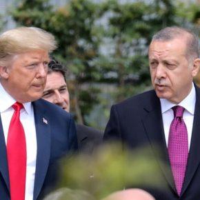 S-400: Υποχωρεί ο Ερντογάν; Ζήτησε από τον Τραμπ σύσταση επιτροπής για τουςπυραύλους!