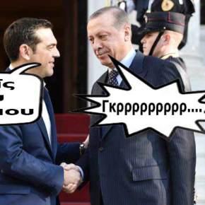 Η τουρκική τακτική και τοκράτος-παράγκα