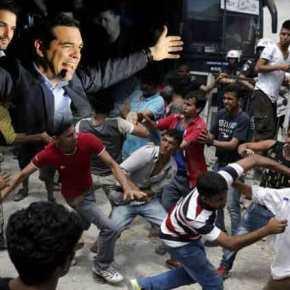 Έλληνας καθηγητής «στήνει στον τοίχο» τον Τσίπρα: «Οι μετανάστες είναι κίνδυνος, θα αλλάξουν εθνολογικά τον ελληνικόπληθυσμό»