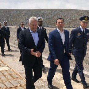 Πάσχα 2019: Στη ναυτική βάση στο Κάβο Σίδερο ο Αλέξης Τσίπρας[pics]