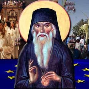 Άγιος Νικόλαος Βελιμίροβιτς: Ο Χριστός έφυγε από τηνΕυρώπη