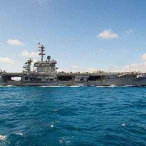«Καυτή» περίοδος για την Α.Μεσόγειο: Έρχεται ναυτική άσκηση Ελλάδας-Ισραήλ-ΗΠΑ με το USS AbrahamLincoln;