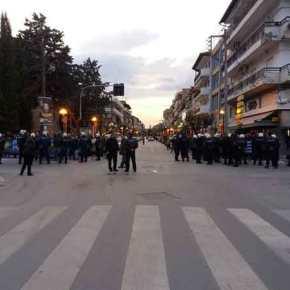ΕΚΤΑΚΤΟ: Αποδοκιμασίες & στην Πτολεμαΐδα για τονΑρβανίτη
