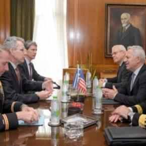 Συνομιλίες υψηλού επιπέδου ανάμεσα σε Αποστολάκη και Παϊατ[pics]