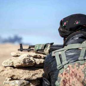 Πάνε για σφαγή οι Τούρκοι στη Β.Συρία: Οι Αμερικανοί παρέδωσαν 200 φορτηγά με εξοπλισμό στουςΚούρδους