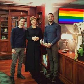 Υπό την αιγίδα του υπουργείου Προ-Πο πανευρωπαϊκό συνέδριο ομοφυλόφιλων αστυνομικών στηνΘεσσαλονίκη!