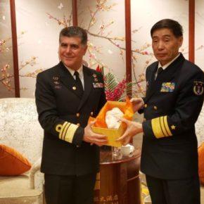 Ολοκληρώθηκε η επίσκεψη του Α/ΓΕΝ στη Λαϊκή Δημοκρατία της Κίνας.Φωτογραφίες.