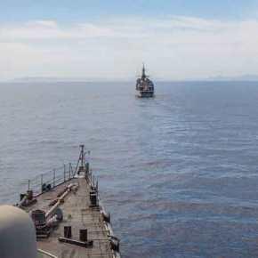 Πολεμικό Ναυτικό Ελληνική αντεπίθεση & επέλαση του ΠΝ: Φρεγάτες & υποβρύχια σε απόλυτηετοιμότητα