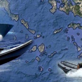 Ντουφεκιές στον αέρα οι Τουρκικές ΝΑΥΤΕΧ & ο …Ναυτικός Αποκλεισμός Νοτίως τηςΜεγίστης
