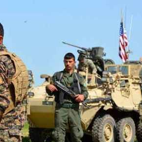 «Hλεκτροσόκ» στην Τουρκία: Οι ΗΠΑ έστειλαν βαρύ οπλισμό στουςΚούρδους