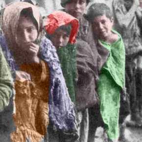 Η πιο τρομακτική νύχτα στη Γενοκτονία των Ποντίων: Η σφαγή των νηπίων της Σάντας (φωτό &βίντεο)