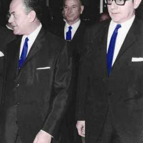 """""""ΕΣΒΗΣΕ"""" Ο ΚΑΘΗΓΗΤΗΣ &  ΥΠΟΥΡΓΟΣ ΙΩΑΝΝΗΣ ΧΟΛΕΒΑΣ – Καθηγητής και Υπουργός Εμπορικής Ναυτιλίας των Κυβερνήσεων Γ. Παπαδοπούλου 1968 –1971…"""