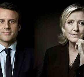 Ιστορική ανατροπή στη Γαλλία: Πρώτο το κόμμα ο «Εθνικός Συναγερμός» της Μαρί Λεπέν έναντι του LREM τουΕ.Μακρόν