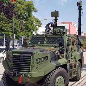 Στοχοποιούν & τη Θράκη οι Τούρκοι: Μεταφέρουν ειδικά οχήματα υποκλοπών & επιτήρησηςεδάφους