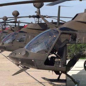 Κατέπλευσε στον Παγασητικό το «OCEAN GIANT»(Χάρτης) …Οι Ινδιάνοι της Α.Σ τα «OH-58D Kiowa Warrior»έφτασαν!