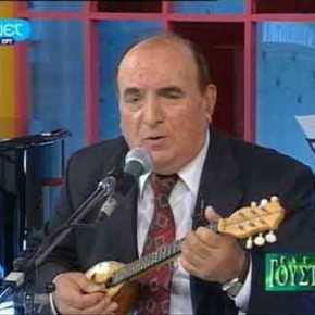 Πέθανε ο τραγουδιστής ΑντώνηςΡεπάνης