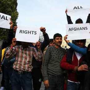 Αφγανοί «πρόσφυγες» τα έσπασαν σε καφετέρια στηνΚοζάνη