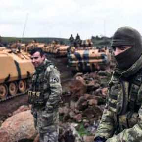 """«Βαράει» διάλυση ο τουρκικός στρατός: O Ερντογάν έχει """"αποκεφαλίσει"""" το 70% των ανωτάτωναξιωματικών"""