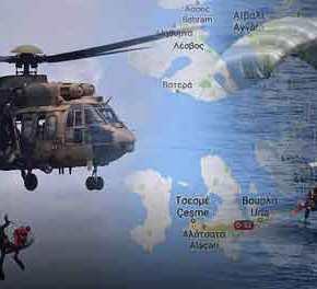 Τουρκική «πρόβα» θερμού επεισοδίου στο Αιγαίο: Πρωτοφανής «πολεμική» επιχείρηση μεταξύ Χίου καιΛέσβου