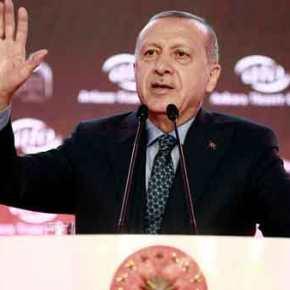Ερντογάν για Γενοκτονία Ποντίων: Διώξαμε από τα εδάφη μας τουςεισβολείς