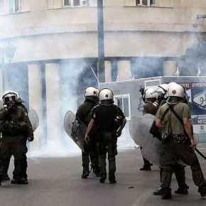 Χωρίς τέλος τα περιστατικά βίας και ανομίας στο κέντρο τηςΑθήνας