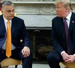 Στήριξη ΗΠΑ στην Ουγγαρία του Β.Ορμπάν – Ν.Τραμπ: «Kράτα γερά είμαστε στο πλευρόσου»