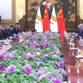 Η Κίνα στηρίζει την Κύπρο για διαφύλαξη της κυριαρχίας της, λέει ο Πρέσβης στοΚΥΠΕ