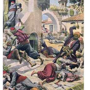 Θα υπήρχε η Τουρκία ως έθνος αν δεν είχε αφανίσει τουςΧριστιανούς;