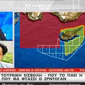 Σ. Καλεντερίδης: «Υπάρχουν πληροφορίες πως ο Ερντογάν εξετάζει σχέδιο προσάρτησης τωνκατεχομένων..»
