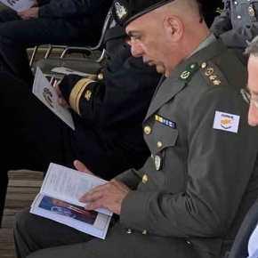 """Αυτός είναι ο Κύπριος Αντισυνταγματάρχης που """"έδιωξε"""" τους Τούρκους από τελετή τουΝΑΤΟ"""
