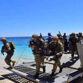 Η διαρκής ασπίδα του ΠΝ κατά της τουρκικής θεωρίας περί γκρίζων ζωνών στοΑιγαίο