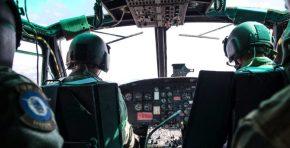 Πτήσεις με Ε/Π UH-1 στην ΠΕ της 8ης Μ/Π Ταξιαρχίας…Από τονΑ/ΓΕΣ