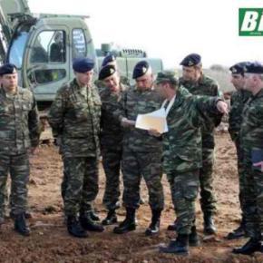 Απόλυτος και σταθερός ο Βελόπουλος …Τείχος και νάρκες στον Έβρο!(video)