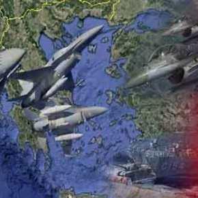 """Συνεχίζουν να """"γράφουν"""" μεγάλους αριθμούς οι τουρκικές παραβιάσεις στον εναέριο χώρομας"""