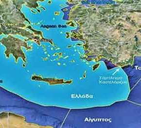 Η Κύπρος ανακήρυξε την ΑΟΖ «που απέμενε» και ρίχνει το «γάντι» στην Αθήνα: «Εμείς το κάναμε, εσείς;»(χάρτης)