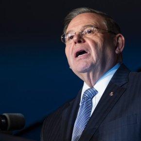 Γερουσιαστής Ρ.Μενέντεζ κατά Άγκυρας: «Έτοιμη για ηγετικό ρόλο στην Αν. Μεσόγειο ηΕλλάδα»